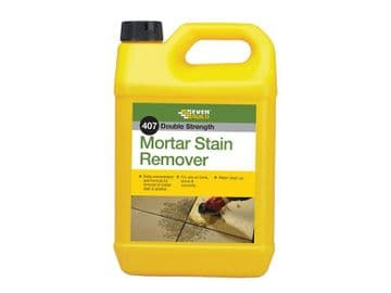 407 Mortar Stain Remover 5 litre